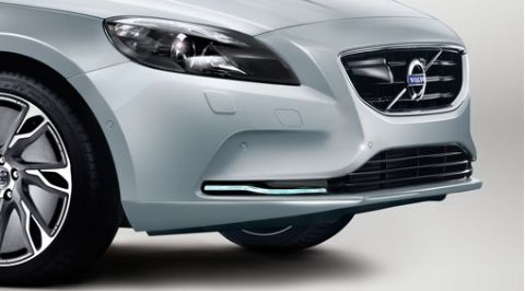 V40 LED Daytime Running Lights